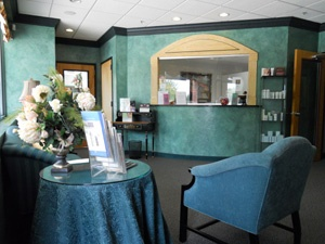 Advanced Center for Plastic Surgery -  waiting room - Timonium, Maryland - Baltimore, Maryland