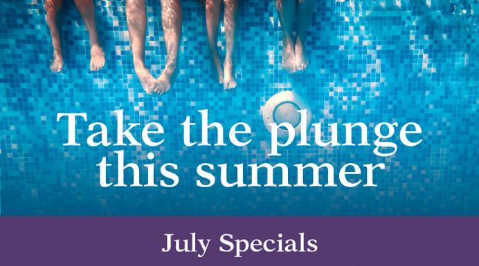 July Specials   D. Beverly Fischer