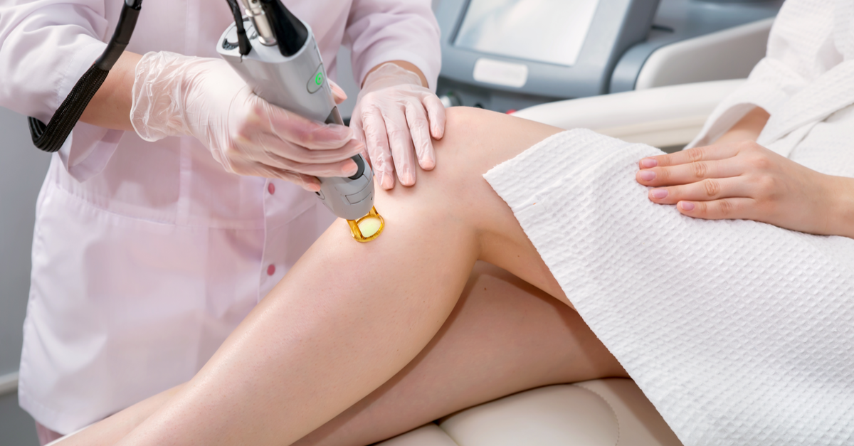 Laser Hair Removal - Dr. Beverly Fischer