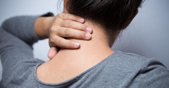 Breast Reduction: Upper Back and Neck Pain Treatment - Dr. Beverly Fischer - Timonium, MD