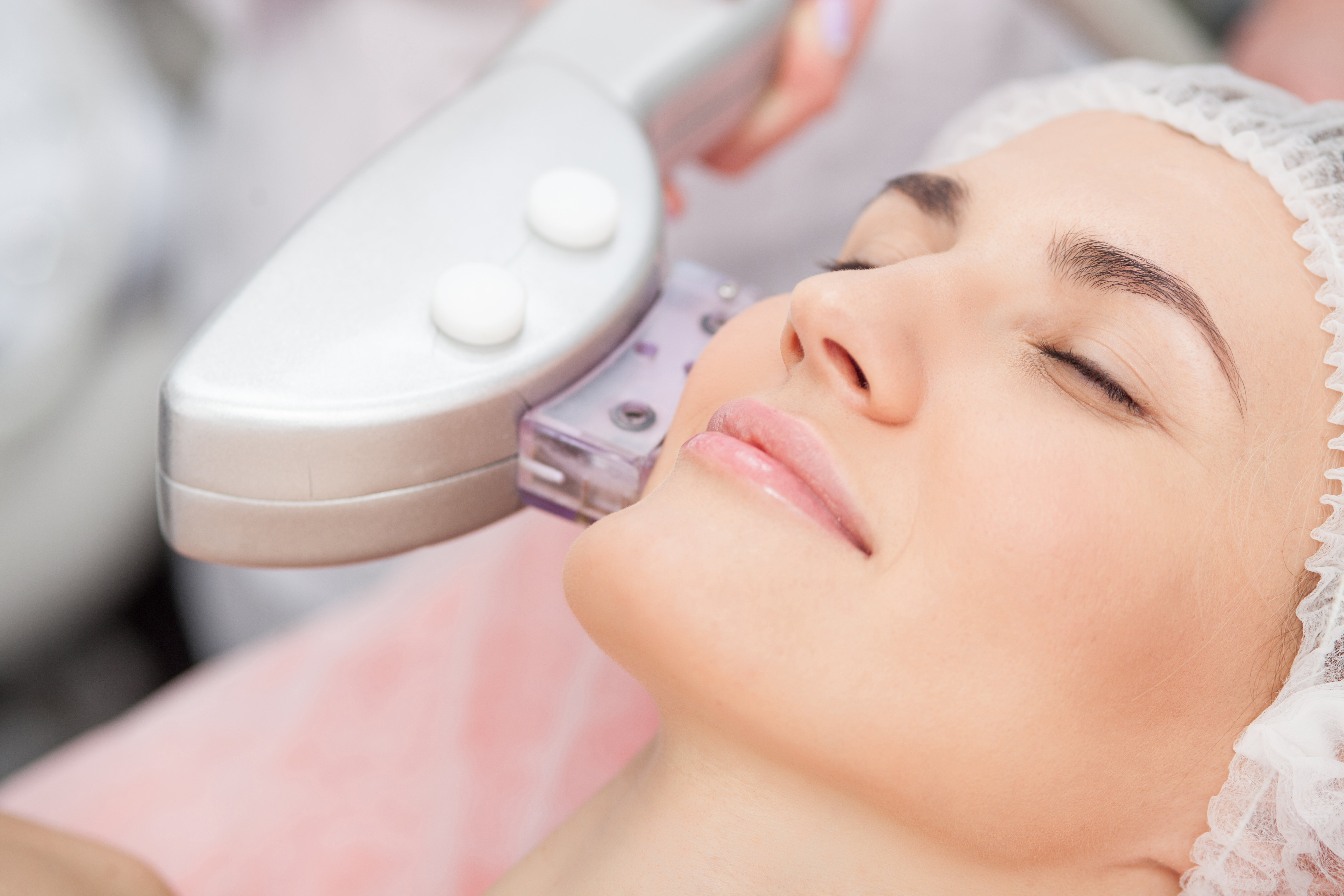 non surgical Halo laser resurfacing treatment